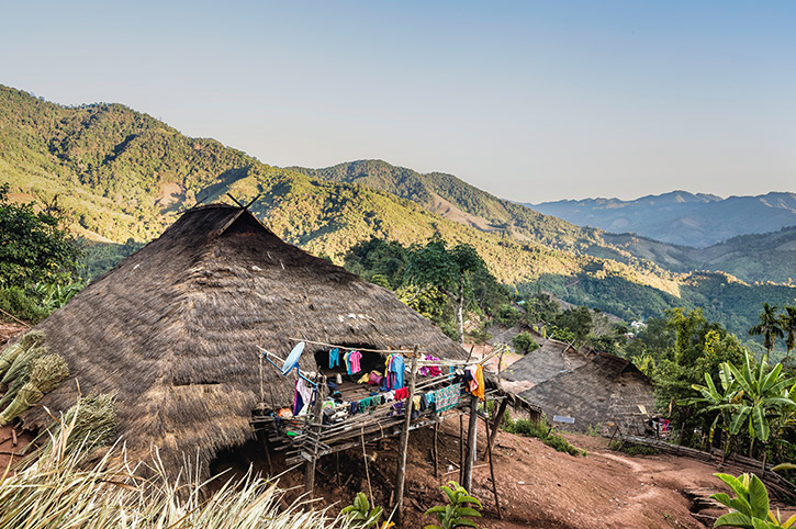 Hill Tribe, Thailand