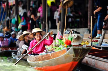 Floating Market Bangkok Day Tour