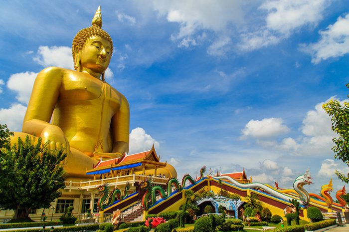 Koh Samui Big Buddha