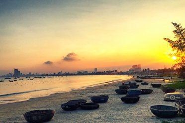 Non Nuoc Beach, Cambodia