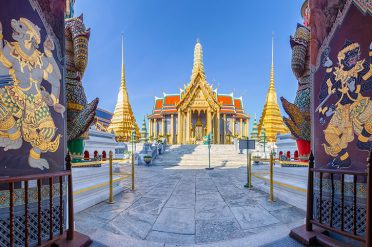Phra Kaew Temple Bangkok Day Tour
