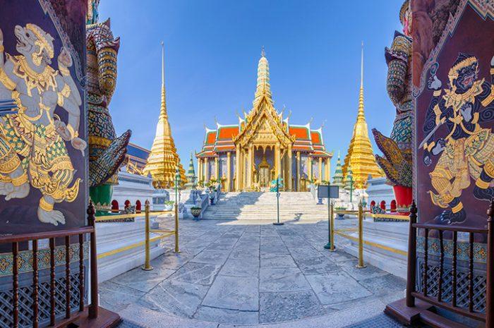 Phra Kaew Temple Bangkok Day Tour