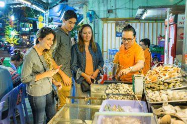 Saigon Vespa Foodie Tour