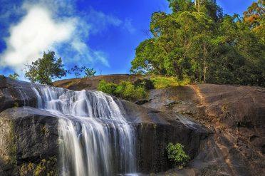Waterfall in Langkawi