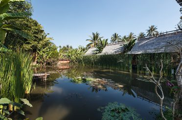 Maison Dalabua-Garden, Laos