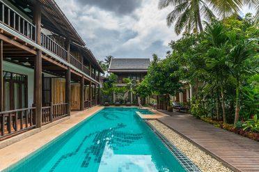Maison Dalabua Pool