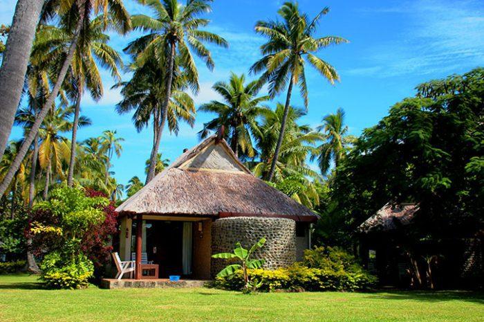 Mana Island Resort Garden Bure