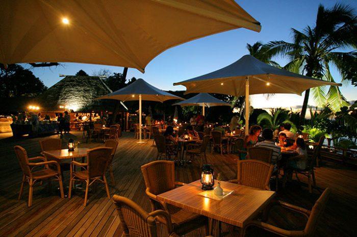 Mana Island Resort Restaurant