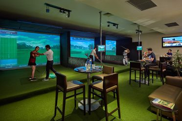 Indoor Golf Centre