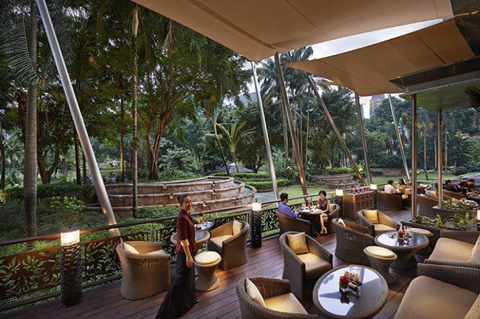 Mandarin Oriental Terrace