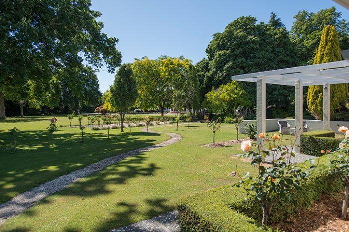 Mangapapa Garden