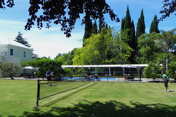 Mangapapa Tennis