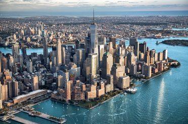 Manhattan Island, New York, USA