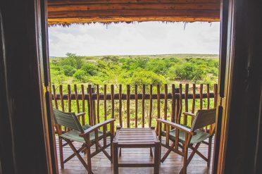 Mara Simba Room View