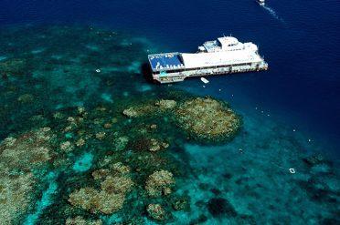 Marine World Pontoon, Great Barrier Reef