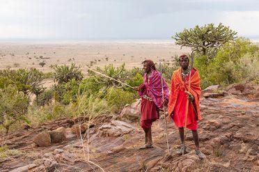 Masai Tribe, Kenya