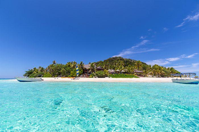 Matamanoa Island, Fiji