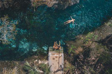 Mataranka Thermal Pool, Top End