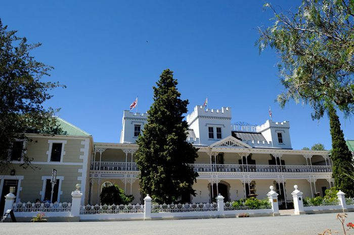 Matjiesfontein Rovos Rail excursion