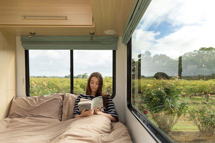Maui 4 Berth Campervan Hire New Zealand Freedom
