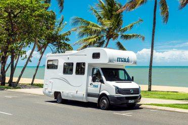 Maui Beach Exterior