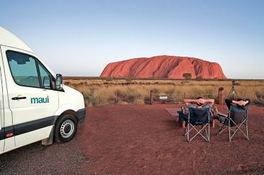 Maui Ultima at Ayers Rock