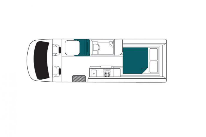 Maui Ultima Night Floor Plan