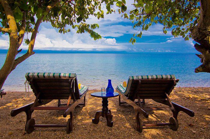 Mbali gombe beach