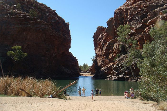 MacDonnell Ranges, Northern Territory