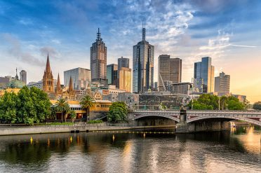 Melbourne City, Victoria