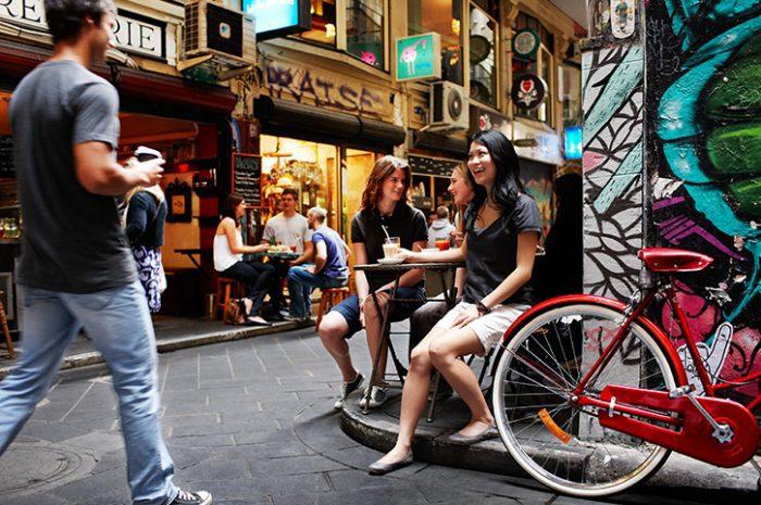 Melbourne's Laneways