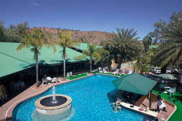 Mercure Alice Springs Pool