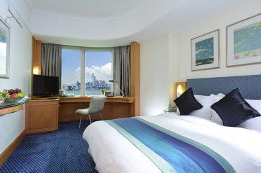 Metropark Harbour View Room