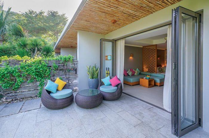 Mia Resort Nha Trang Garden View Condo Patio