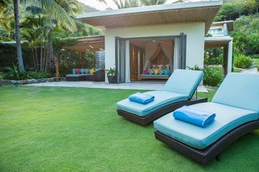 Mia Resort Nha Trang Garden Villa Outdoor Area