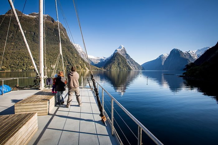 Milford Sound Boat Tour