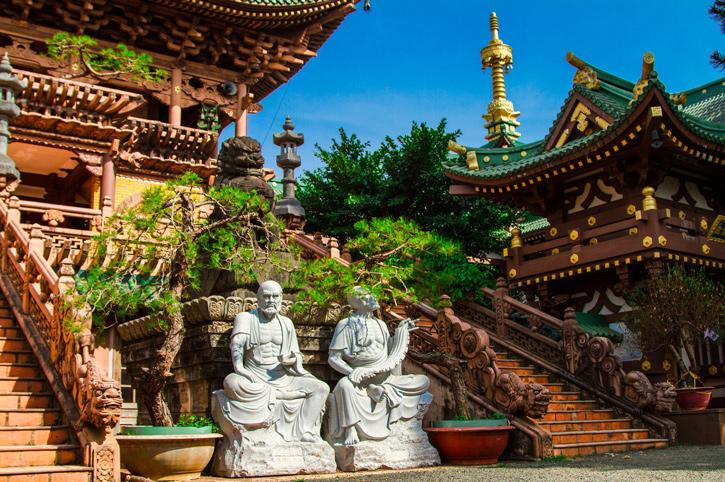 Minh Thanh Temple, Pleiku