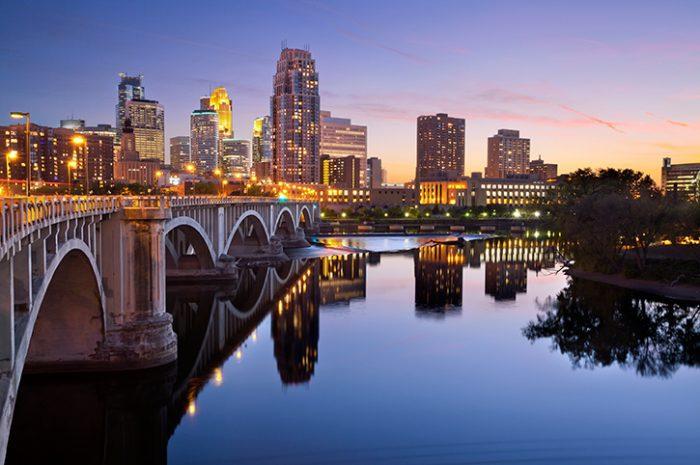 Minneapolis, America