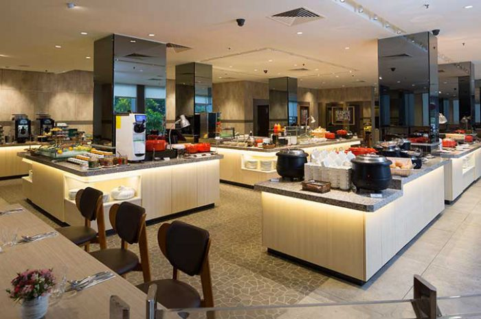 Miramar Hotel Fern Tree Cafe
