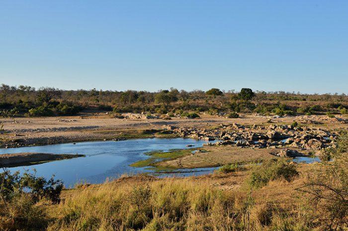 Mjejane River