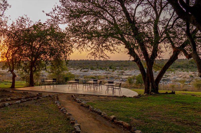 Mjejane River Lodge River Views