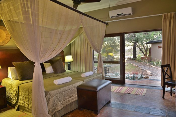 Mjejane River Lodge Standard Room