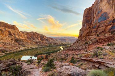 Moab Valley, Utah