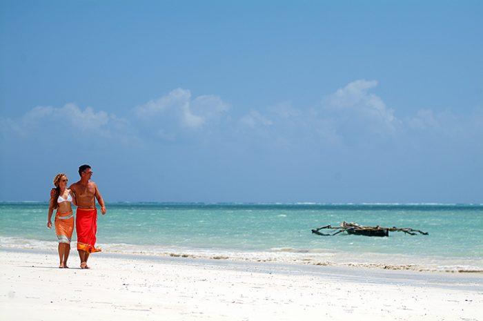 Mombasa Beach KENYA Africa