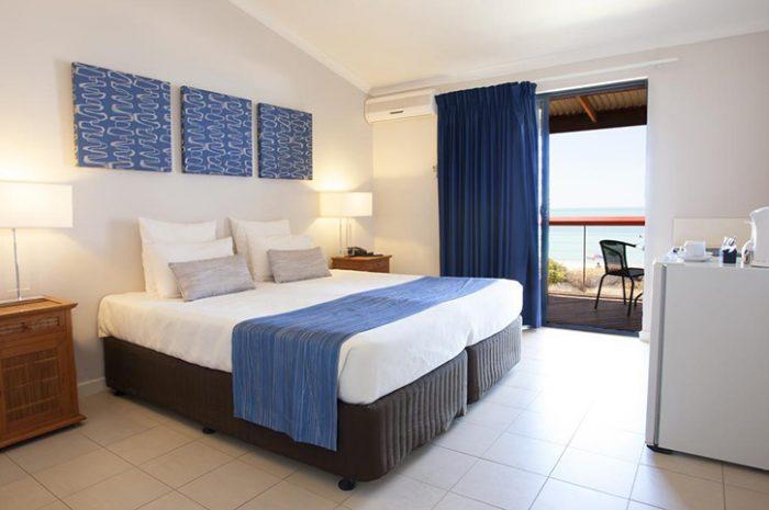 Monkey Mia Resort Bedroom