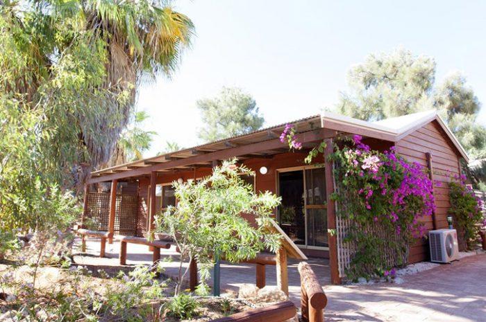 Monkey Mia Resort Exterior