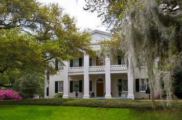 Monmouth Historic Inn, Louisiana