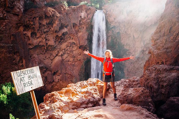 Mooney Falls, Grand Canyon