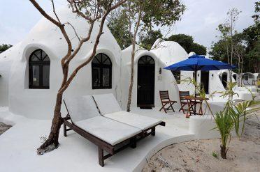 Moonlight Beach Resort Room Exterior