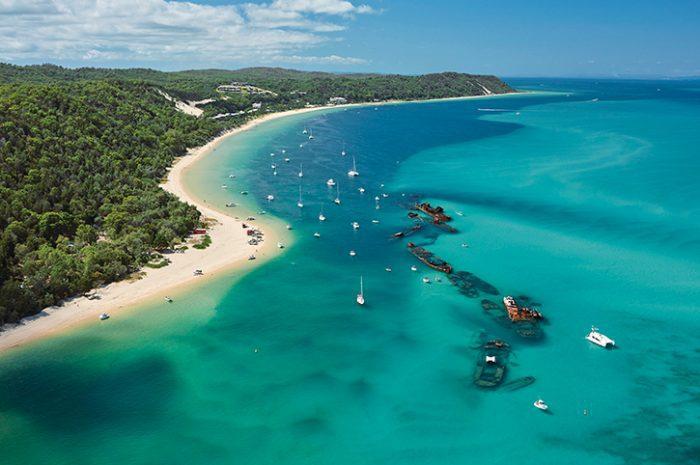 Moreton Island, South Queensland, Australia